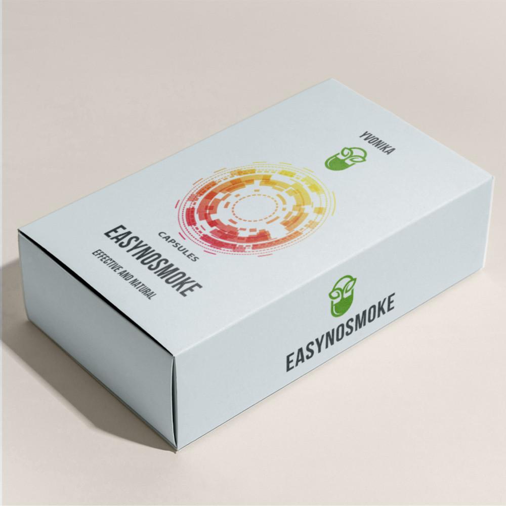 EASYnoSMOKE (изи ноу смок) - капсулы от курения