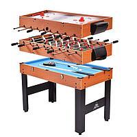 """Игровой стол - трансформер DFC Solid 48"""" 3 в 1 JG-GT-54810, фото 1"""