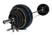 Диск олимпийский полиуретановый Original FitTools (5 кг), фото 1