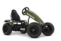 Веломобиль 3-х скоростной Berg Jeep Revolution BFR-3