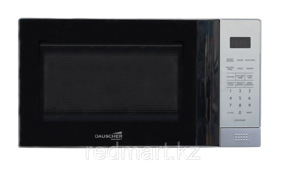 Микроволновая печь Dauscher DMW-2040DG (серебристый)