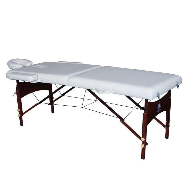 Складной массажный стол DFC Nirvana Relax Beige