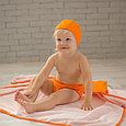 Подгузники  для плавания оранжевые, фото 4