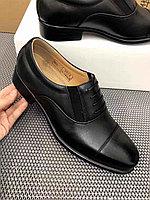 Оптом мужские кожаные туфли высокого качества