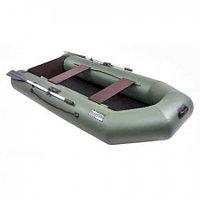 Лодка Пеликан 270ТНД зеленый