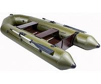 Лодка Пеликан 285Т хаки