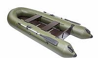 Лодка Пеликан 295ТК хаки