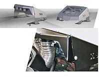 CF MOTO ATV X8 (комплект шноркелей) г.в2012