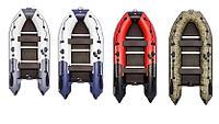 Лодка надувная из ПВХ Компакт Ривьера 3400 СК