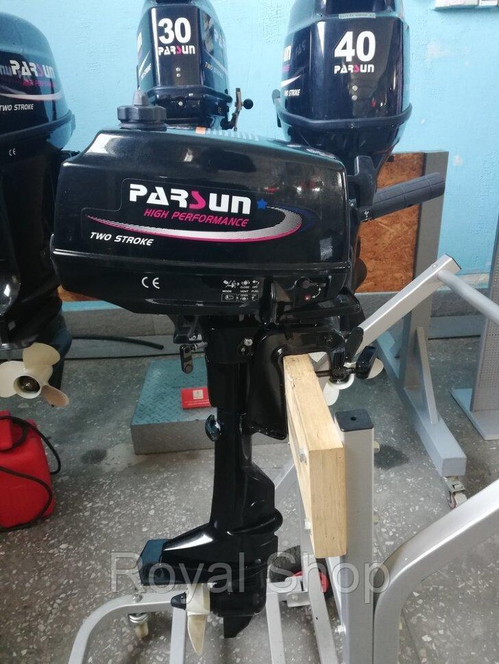 Лодочный мотор Parsun T3.6BMS - фото 1
