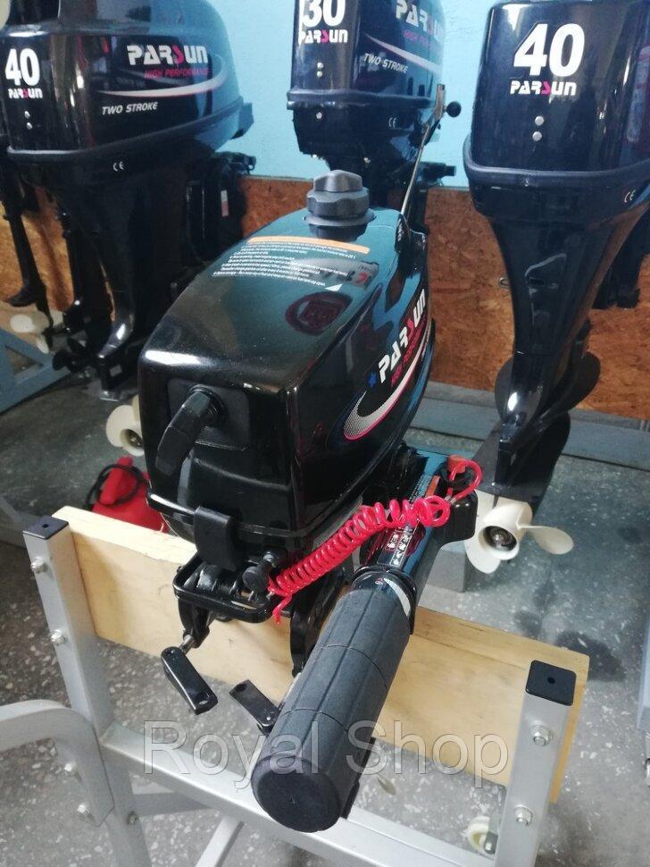 Лодочный мотор Parsun T3.6BMS - фото 2