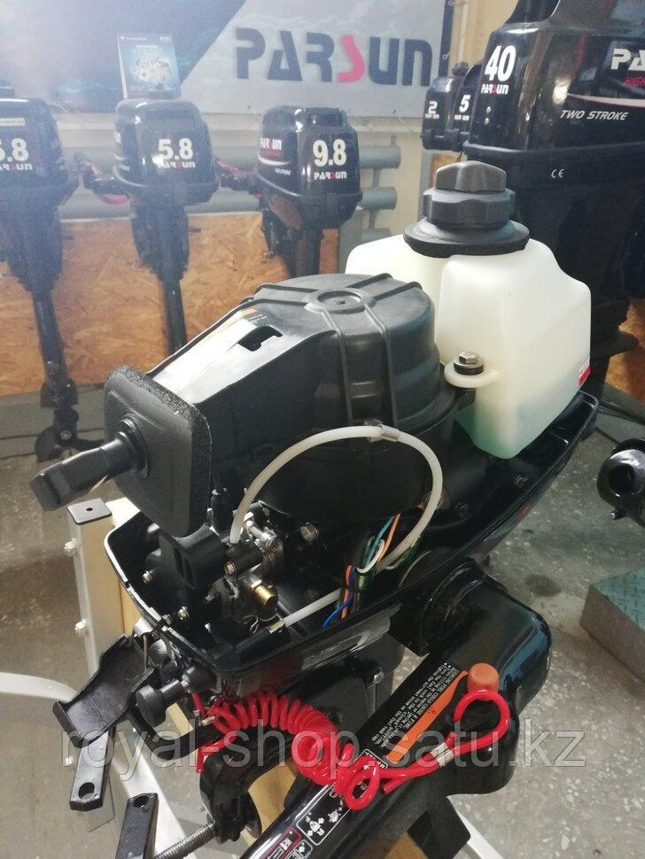 Лодочный мотор Parsun T3.6BMS - фото 3
