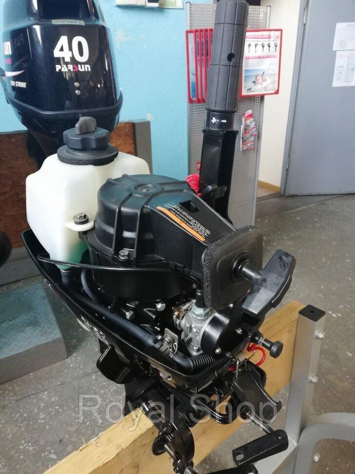 Лодочный мотор Parsun T3.6BMS - фото 5