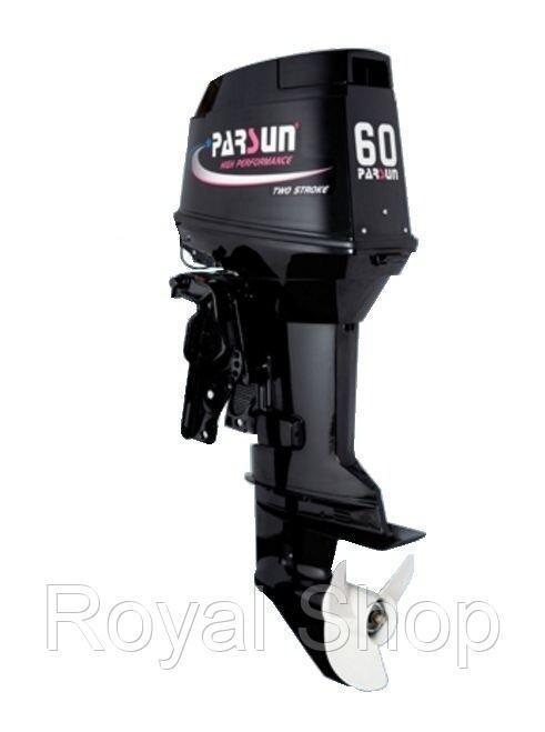 Мотор лодочный Parsun T60AFWL-T - фото 1