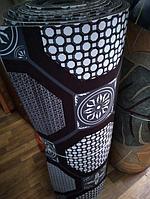 Красивый коврик для дома, черно-белый, отмерим любую длину