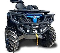 CF-moto X5 H.O. г.в.2015- Бампер передний ATV