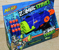 JBY-029 NERX Бластер ZOMBIE STRIKE 25*19см
