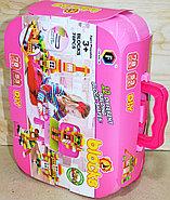 560-2А Blocks  53pcs конструктор в чемодане (девочке), фото 2