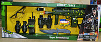 CH632A Военный набор 9 предметов Combat Force 63*23см, фото 1