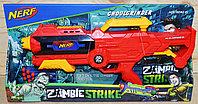 JBY-031 Бластер зомби страйк+9патронов 48*24см, фото 1