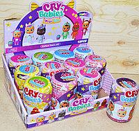 803-12 Cry Babies сюрприз в капсуле 12шт в уп., цена за 1шт 11*8см, фото 1