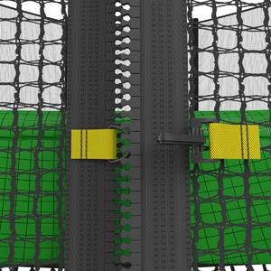 Батут UNIX line Classic 8 ft (outside) два цвета - фото 7