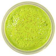 Паста форелевая Berkley, натуральный запах (1203186=Чеснок (Garlic) Шартрез с блестками)