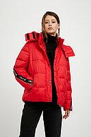 Куртка женская Finn Flare, цвет красный, размер M
