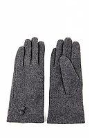 Перчатки женские Finn Flare, цвет темно-серый, размер 7