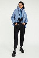 Куртка женская Finn Flare, цвет голубой, размер M