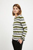 Джемпер женский Finn Flare, цвет серый, размер XS