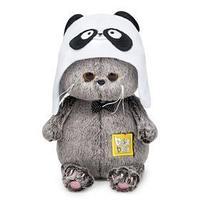 Мягкая игрушка 'Басик Baby в шапке - панда', 20 см