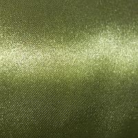 Ткань атлас однотонный болотный, ширина 150 см