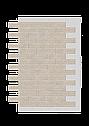 Декоративное покрытие Фасад АМК кирпич Однотонный, фото 2