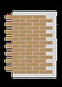 Декоративное покрытие Фасад АМК кирпич Однотонный, фото 3