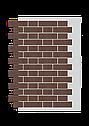 Декоративное покрытие Фасад АМК кирпич Однотонный, фото 6