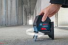 Комбинированный лазерный профессиональный нивелир Bosch GCL 2-50C+RM2+BM3+12V+LBOXX. Внесен в реестр СИ РК, фото 7