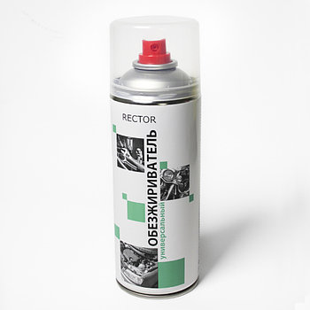 Очиститель универсальный RECTOR в аэрозольной упаковке 400мл
