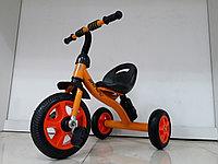 """Детский трехколесный велосипед """"Future"""" с бутылочкой. Kaspi RED. Рассрочка."""
