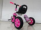 """Детский трехколесный велосипед """"Future"""" с бутылочкой. Kaspi RED. Рассрочка., фото 4"""