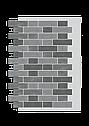 Декоративное покрытие Фасад АМК тычок МИКС, фото 6