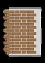 Декоративное покрытие Фасад АМК тычок Однотонный, фото 4