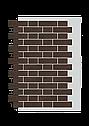 Декоративное покрытие Фасад АМК тычок Однотонный, фото 5