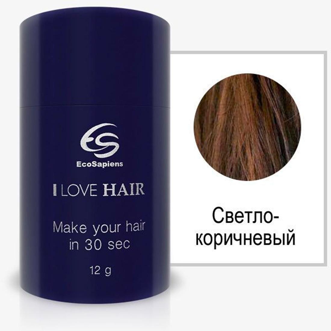 I Love Hair загуститель для волос (светло-коричневый) - фото 1