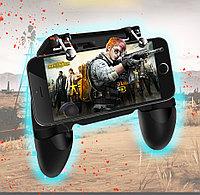 Джойстик геймпад игровой контроллер для телефона беспроводной Mobile game controller W11X черный