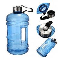 Спортивная бутылка для воды 2.2 литра