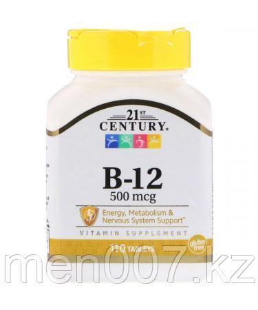 БАД B-12, 500 мкг, 110 таблеток
