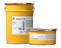 Эпоксидное двухкомпонентное паропроницаемое покрытие на водной основе Sikafloor®-2540 W
