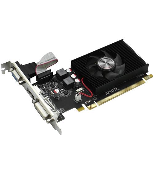 Видеокарта Afox R5 220 [AFR5220-1024D3L4], 1 GB