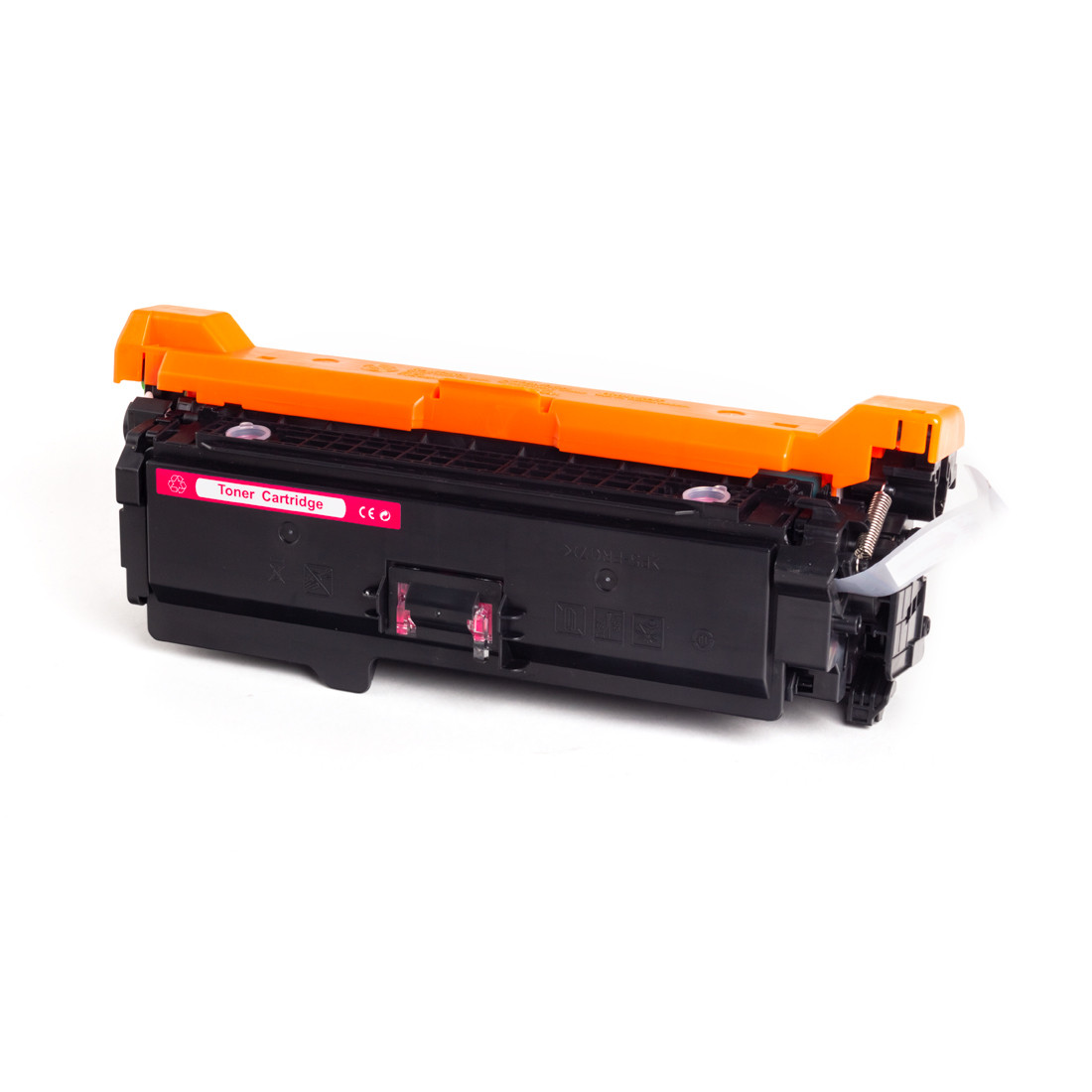 HP CE403A 507A Magenta Cartridge for Color LaserJet M551/MFP M570/MFP M575, up to 6000 pages.